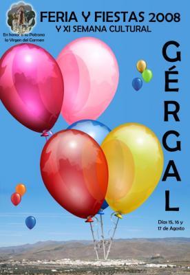 FERIA Y FIESTAS DE GÉRGAL 2008