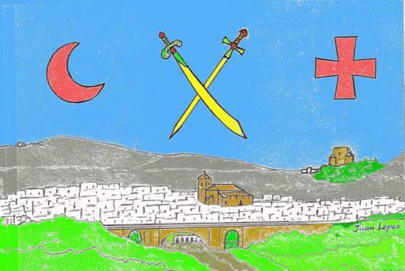 Fiestas de Moros y Cristianos de Gérgal en honor a su Patrón San Sebastián los próximos días 19, 20 y 21 de Enero