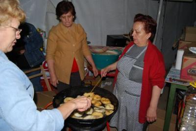 FIESTAS DE LAS ANEAS 08, ANEJO DE GÉRGAL