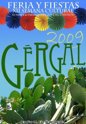 FERIA Y FIESTAS DE GÉRGAL 2009