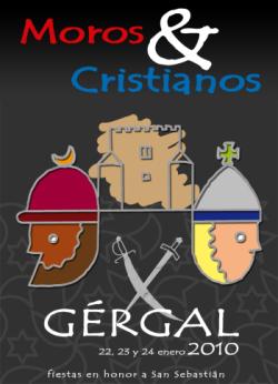 FIESTAS DE MOROS Y CRISTIANOS 2010 EN HONOR A SAN SEBASTIÁN