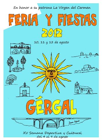 FERIA Y FIESTAS DE AGOSTO 2012