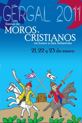FIESTAS DE MOROS Y CRISTIANOS 2011